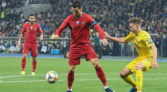 Гол у ворота збірної України став для Роналду 700-м у кар'єрі