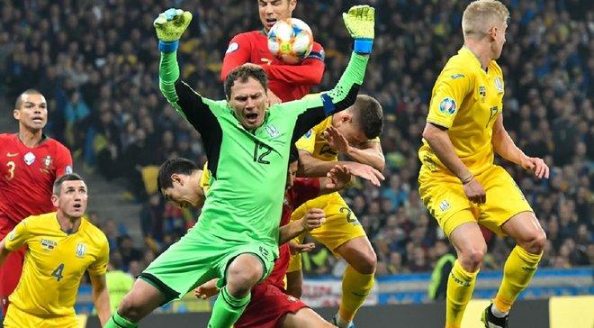 Пятов: Наконец-то в сборную Украины пришел тренер, который раскрывает игроков