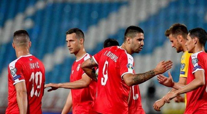 Литва – Сербия – 1:2 – видео голов и обзор матча