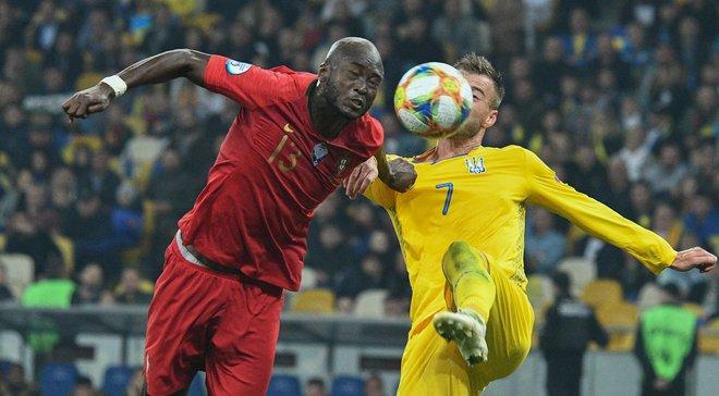 Данілу пояснив, чому Португалії не вдалося врятувати матч проти України