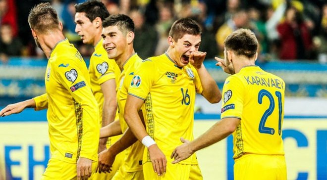 Жеребьевка Евро-2020: Украина имеет все шансы попасть в 1-ю корзину, но рискует и так оказаться в группе смерти