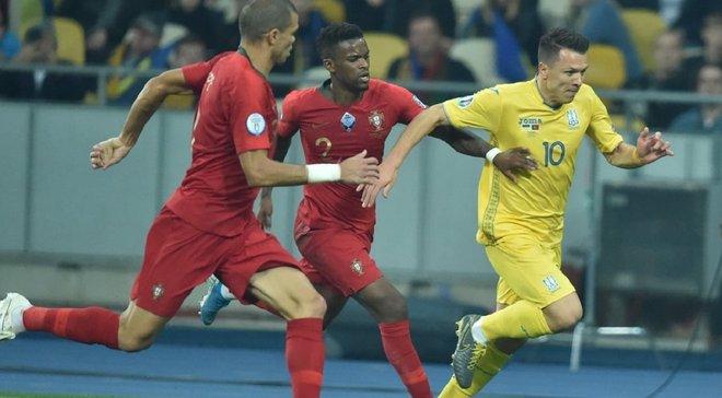 Коноплянка признался, что помогло сборной Украины досрочно оформить выход на Евро-2020