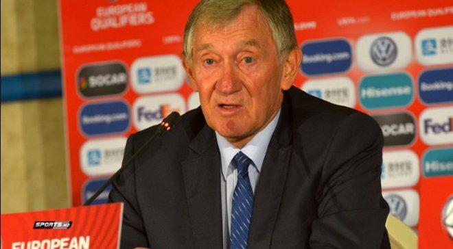 Альтман не пришел на пресс-конференцию после очередного провала сборной Молдовы в отборе на Евро-2020