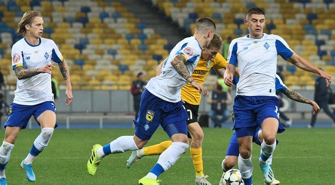 Обзор матча динамо киев боруссия