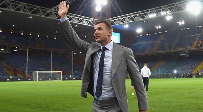 Шевченко повторив вражаюче досягнення Блохіна на чолі збірної України