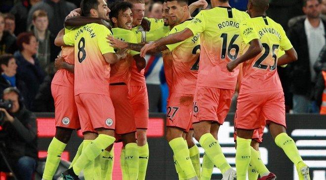 Крістал Пелас – Манчестер Сіті – 0:2 – відео голів та огляд матчу