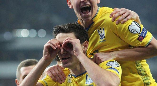Україна – Португалія: Пятов краде шоу в Роналду, наші люди знову в топ-5 гравців Євро – оцінки за диво-вихід на ЧЄ-2020