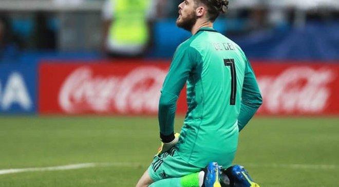 Де Хеа получил повреждение в матче за сборную Испании – Манчестер Юнайтед может потерять голкипера на игру с Ливерпулем