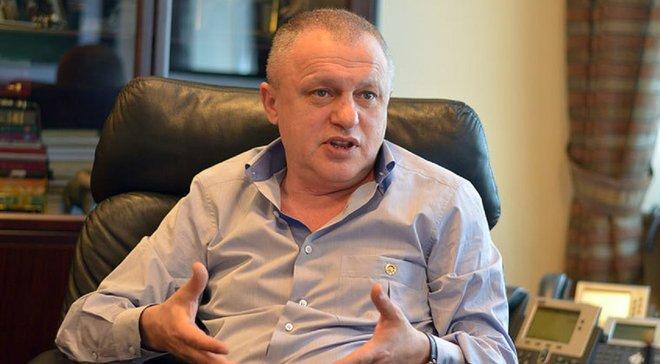 Суркіс прокоментував вихід збірної України на Євро-2020 після перемоги над Португалією