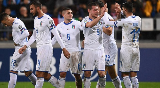 Італія повторила рекорд збірної, встановлений 81 рік тому