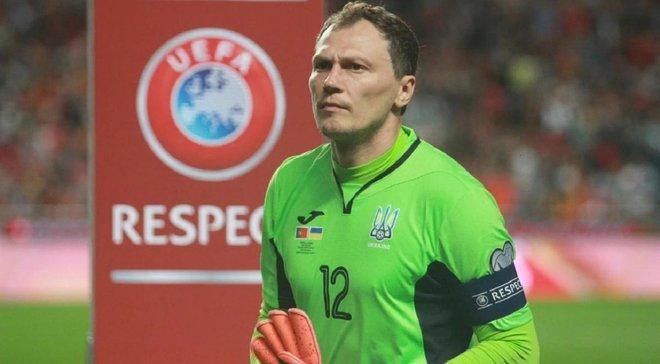 Пятов назвал главную причину бешеного успеха сборной Украины
