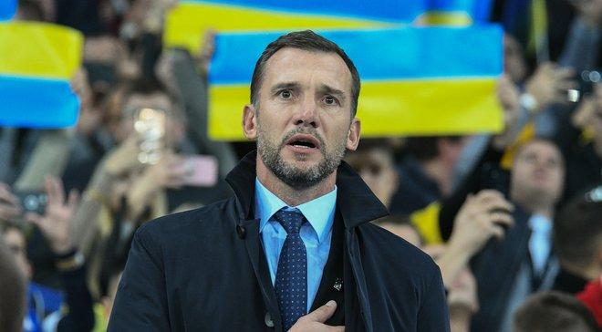 Шевченко поділився емоціями від тріумфального виходу України на Євро-2020 та прокоментував свій зв'язок з Міланом