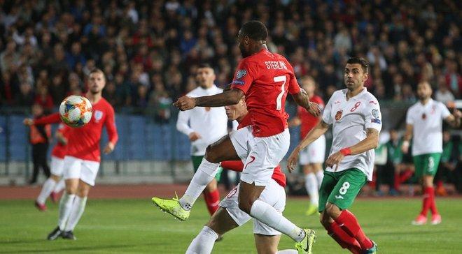 УЕФА открыл дисциплинарное дело из-за расизма в матче Болгария – Англия