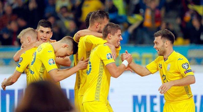 УАФ эпическим видео поздравила сборную Украины с выходом в финальную часть Евро-2020