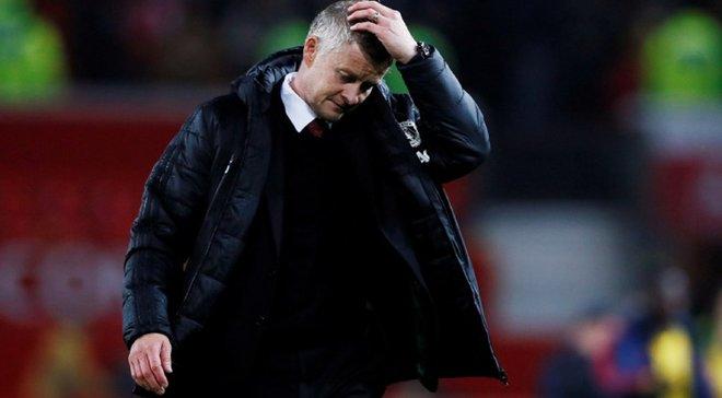 Сульшер подтвердил отсутствие двух звезд Манчестер Юнайтед перед дерби с Ливерпулем