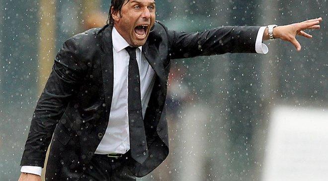 Интер продемонстрировал спартанские условия тренировки игроков – Конте не жалел подопечных