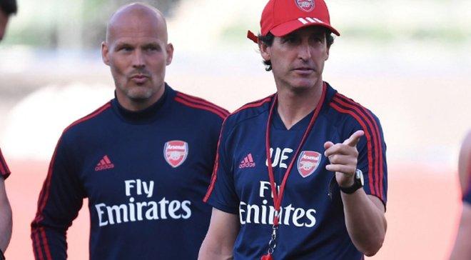 Арсенал может назначить Юнгберга главным тренером