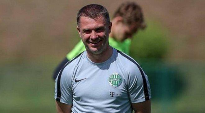 Ребров: Я впевнений, що Шевченко скоро очолить серйозний футбольний клуб