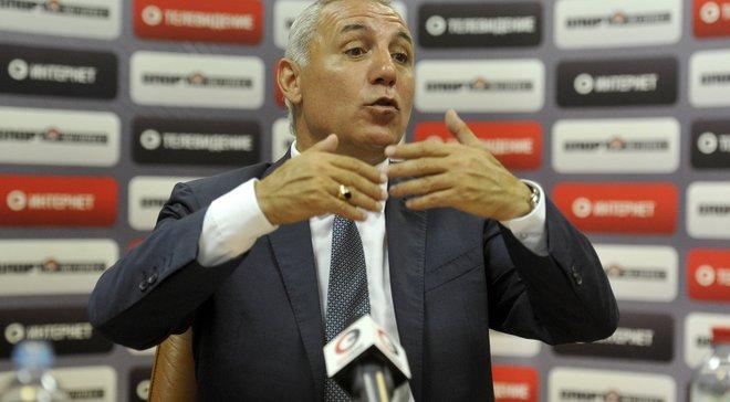 Стоїчков закликав дискваліфікувати болгарські клуби з єврокубків