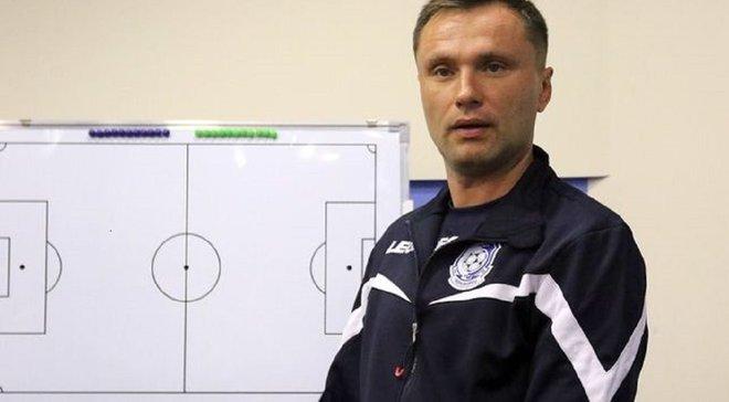 Маркевич-молодший визначився з тренерським штабом у Чорноморці