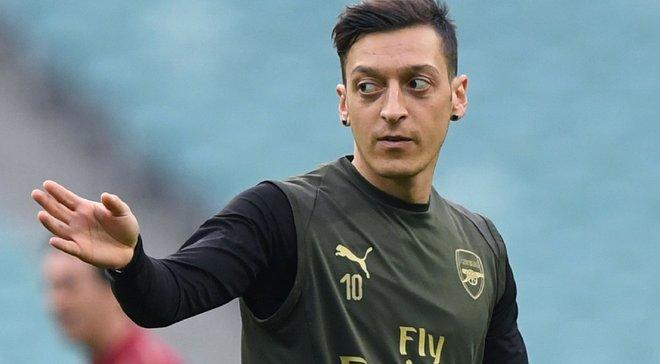 Озіл зібрався сповна відпрацювати свій контракт із Арсеналом