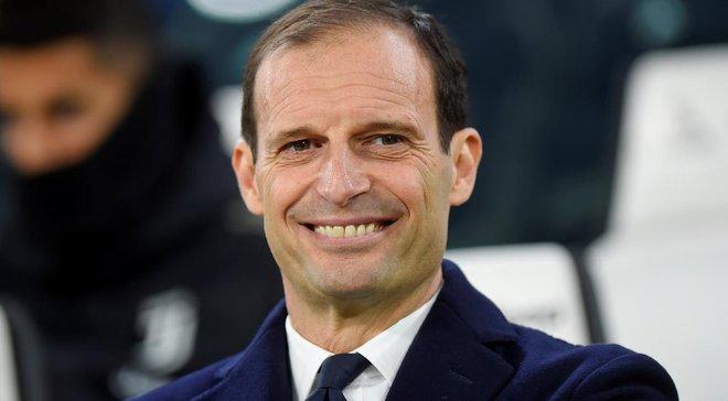 Аллегрі відзначив важливість тренерського штабу для досягнення результату
