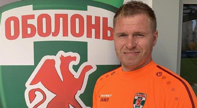 Боровик офіційно став гравцем Оболоні-Бровар