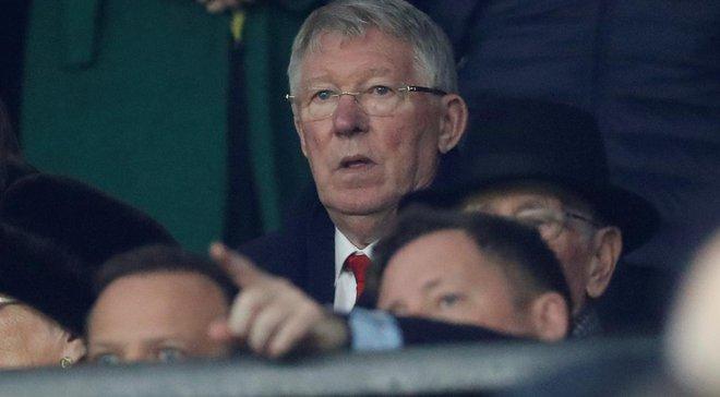 Знаменитого  экс-наставника Манчестер Юнайтед обвинили всдаче матча Лиги чемпионов
