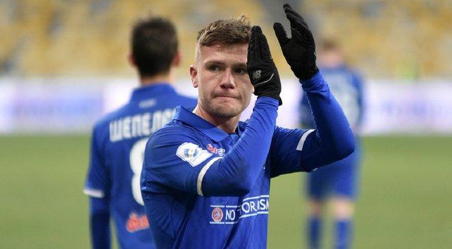 Дуэлунд: Планирую вернуться на поле во втором матче Динамо с Копенгагеном