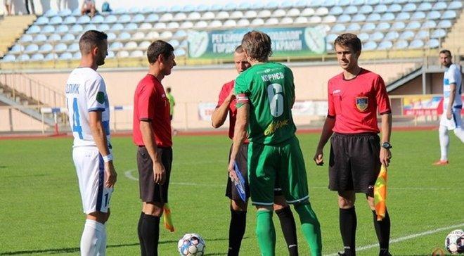 Вторая лига: Никополь и Подолье разгромили соперников на выезде, Черноморец-2 и Энергия сыграли вничью