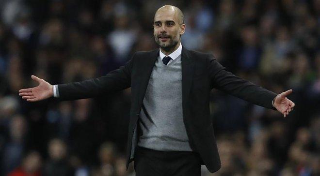 Гвардіола анонсував повернення конкурента Зінченка та ще двох зірок Манчестер Сіті після травм