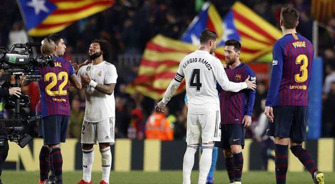 Барселона – Реал: клуби визначились з оптимальною датою Ель Класіко