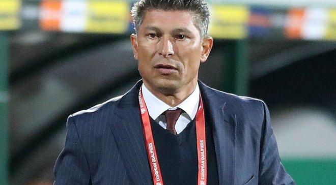 Наставник збірної Болгарії подав у відставку через расистський скандал під час матчу з Англією