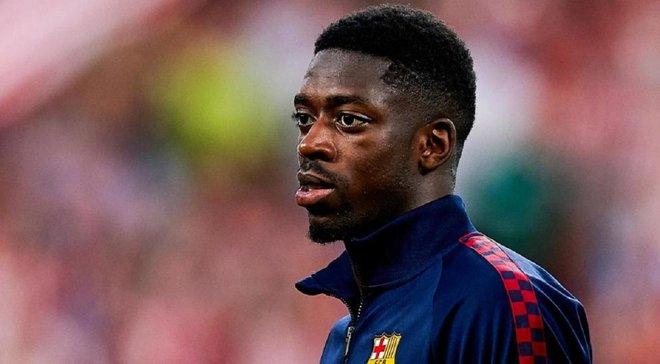 """""""Он должен понять, чего действительно хочет от жизни"""", – Видаль назвал суть проблем Дембеле в Барселоне"""