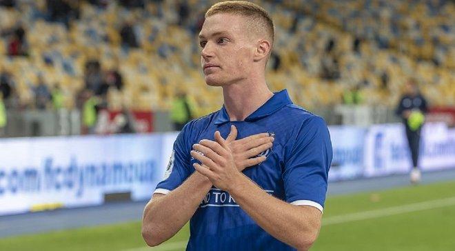 Циганков розповів, як опинився в Динамо і чому вибрав саме цей клуб