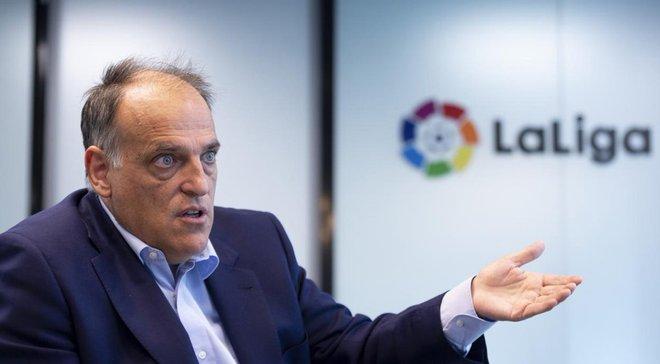 Манчестер Сити и ПСЖ следует дисквалифицировать из еврокубков, – президент Ла Лиги