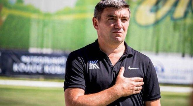 Костышин – первый дисквалифицированный за желтые карточки тренер в Премьер-лиге