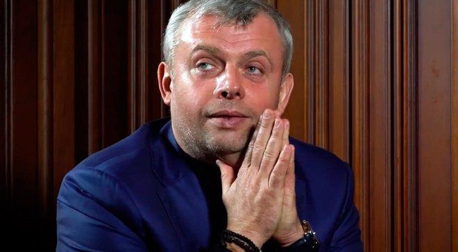 Засідання КДК УАФ у справі Козловського перенесено  – президенту Руха загрожує пожиттєва дискваліфікація