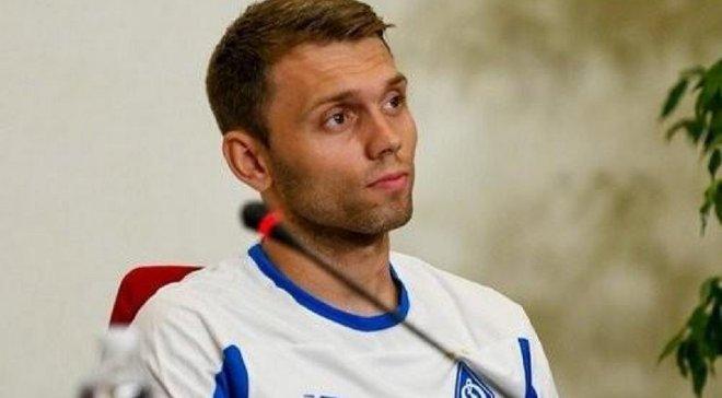 Караваев рассказал, как на него влияет конкуренция в Динамо