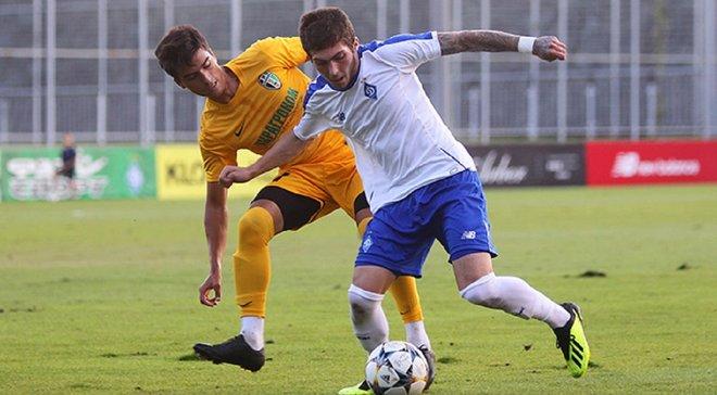 Динамо U-21 удев'ятьох поступилось Олександрії і не змогло очолити турнірну таблицю