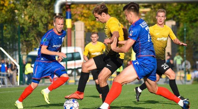 Перша ліга: Чорноморець у дебютному матчі Маркевича поступився Агробізнесу
