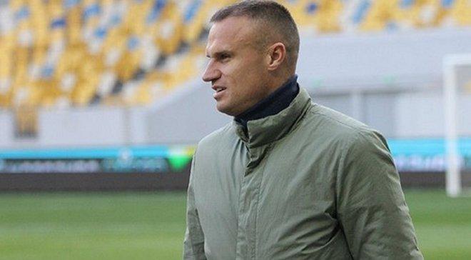 Шевчук назвал основные факторы прогресса сборной Украины