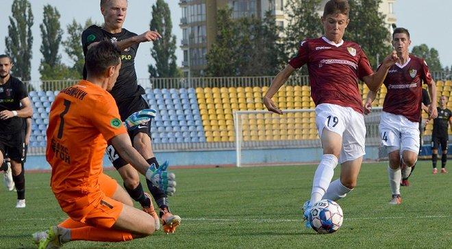 Друга ліга: Нива Тернопіль поступилась Калушу та втратила лідерство, Верес розгромив Ужгород