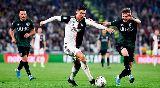 Ювентус удержал победу над Болоньей, Наполи уверенно одолел Верону: 8-й тур Серии А, матчи субботы