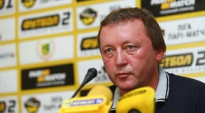 Шаран готовится к сверхтяжелой неделе Александрии – впереди Лига Европы, Динамо и Шахтер