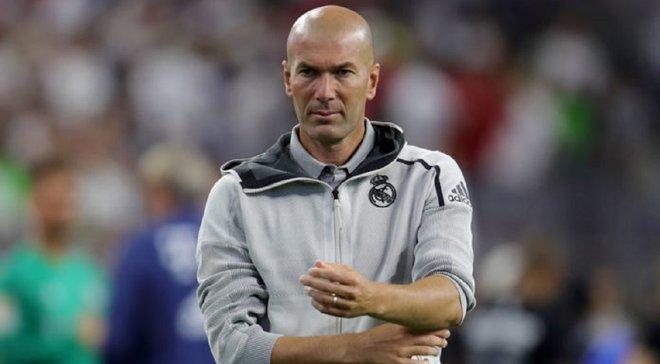 Зидан назвал причины сенсационного поражения Реала в матче с Мальоркой