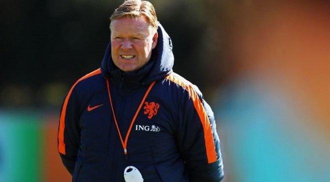 Куман може очолити Барселону, незважаючи на контракт зі збірною Нідерландів