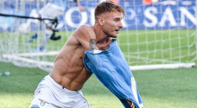 Иммобиле сконфузился, празднуя гол в ворота команды Малиновского – курьез дня