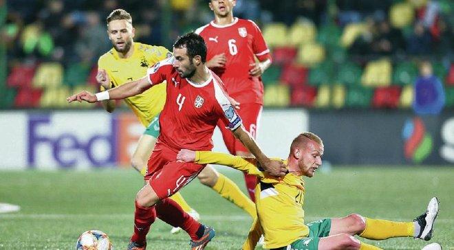 Футбольний союз Сербії готовий фінансово стимулювати суперників Португалії – інтриги у групі збірної України
