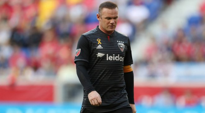Руни завершил карьеру в MLS – ДС Юнайтед вылетел из плей-офф